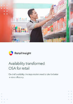 Availability transformed_OSA for retail_cover
