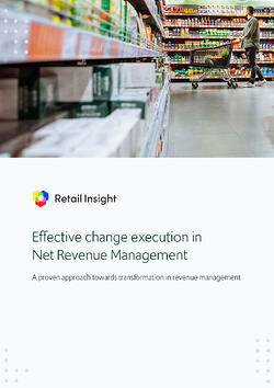 How to execute effective change in Net Revenue Management_cover