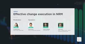 Improve processes & execution of Net Revenue Management