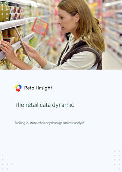 The retail data dynamic_cover