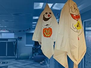 Halloween party at RI