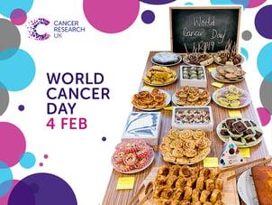 World Cancer Day Bake Sale at RI